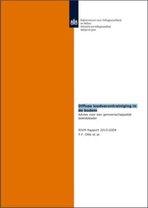 Bodemverontreiniging met lood - Loodverontreiniging - RIVM Rapport