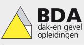 BDA praktijktraining bladlood cursus lood